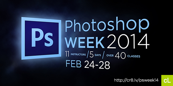Photoshop Week 2014