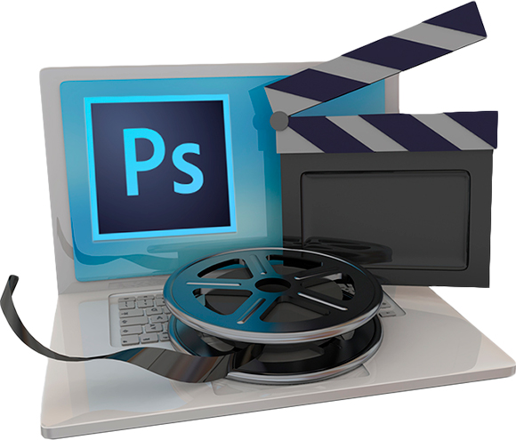 How to edit video in Photoshop CC | PhotoLesa.com