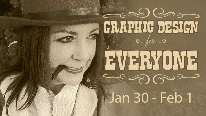 FREE 3-day online class: Graphic Design for Everyone | PhotoLesa.com
