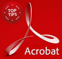 Acrobat tips