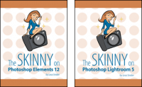 Book covers for Elements 12 and Lightroom 5