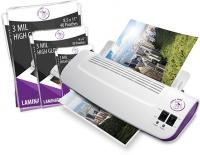 purple cow laminator